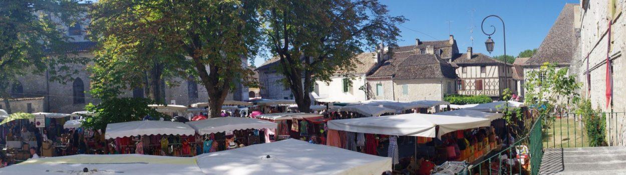 Marché de Dordogne